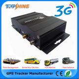 Traqueur du protecteur 3G 4G GPS de véhicule de l'appareil-photo RS232 avec le connecteur d'Obdii
