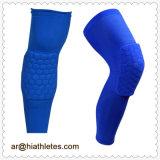 専門の蜜蜂の巣のソックスの膝の袖のパッド