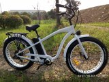 Bicicleta elétrica do estilo fresco favorito dos homens com pneumático gordo