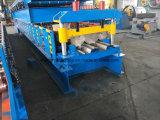 機械を形作る機械または屋根の壁を形作るに機械かプロフィールロールをする床タイル