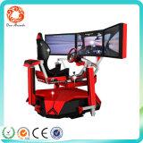Coin Pressor Simulador de arcada do tipo máquina de jogos de corridas de automóveis