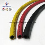 Gummischlauch-Lufteinlauf-Schlauch-Hochdruckluft-Schlauch färben