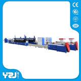 PE van pp de Plastic Machine die van de Granulator de Plastic Band die van de Riem recycleren Machine maken