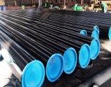 Pijp van het Staal van de Koolstof van ASTM A106 Sch40/Sch80 de Naadloze