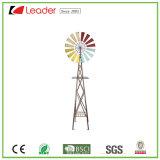 Jardim Metal Hot-Selling Windmill para decoração exterior