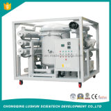 Marca Lushun Zja -200Purificador de óleo do transformador para tratamento de óleo/injecção de óleo de Vácuo/secagem Hot-Oil cíclica