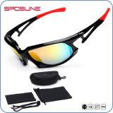 Las mejores cortinas de Sun de la calidad que completan un ciclo conduciendo las gafas de sol antideslumbrantes de la seguridad de la policía con estilo de las gafas de sol