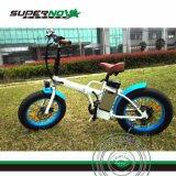 Складной велосипед с электроприводом с 350 Вт Бесщеточный двигатель