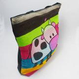 Полноцветная печать полиэстера или женская сумка полотенного транспортера