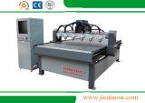 Recevoir la machine de travail du bois de couteau de commande numérique par ordinateur d'ODM Zs1825-1h-6s d'OEM
