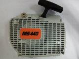 Hors-d'oeuvres portatif de recul de tronçonneuse de Mme 440 essence