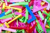 Colore rosso Masterbatch dei granelli di plastica chimici