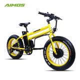 "Fat 20"" Pneu moteur Double E Bike"