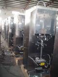 Machine de remplissage de l'eau verticale automatique