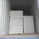 SGSは耐火性の熱絶縁体構造絶縁されたEPSサンドイッチ壁パネルの価格を証明した