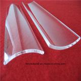熱い販売高温明確なアークの水晶シート