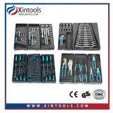254 PCSのアルミニウムケースの工具セット