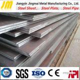 Tôles d'acier de haute résistance faiblement alliées de la plaque A514 d'acier doux