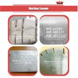 Bewegliche PUNKT Pin-Markierungs-Maschine, kleine Metallgravierfräsmaschine