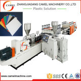 Chaîne de production à grande vitesse de panneau de mousse de PVC de grande capacité