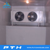 Geprefabriceerde Container voor het Huis van de Koeling/Koude Bergruimte