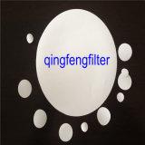 Membrana hidrofóbica del filtro de 0.22 micrones PTFE para la filtración de Watter