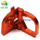 CNCのアルミニウム機械化の部品のための最もよいデザインオートバイの手段のホック