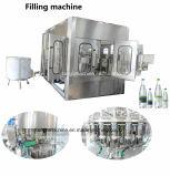 Flaschen-Wasser-füllende abfüllende Prozeßverpackmaschine des Haustier-2000-20000bph
