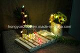 LED 진주 공 끈 빛 옥외 훈장 다채로운 휴일 크리스마스 불빛