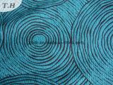 Gemotrical 직물 색깔 145cm를 가진 단단한 단 하나 셔닐 실 소파 직물