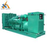 Популярный молчком тепловозный генератор 600kw