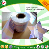 Materia prima la película azul de alta calidad transpirable de película para pañal