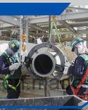 Heavy Duty tubo fría máquina de corte y biselado en el sitio