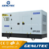 高品質100kVA 80kwパーキンズエンジンのディーゼル発電機