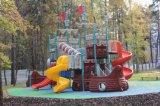 Игрушка трубы спортивной площадки серии корсара Carid гальванизированная Euqipment