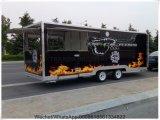 Еда 2017 трейлера кухни индустрии Tranda передвижная Van