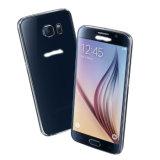 O telefone móvel original de Samsang S6 do telefone de pilha, genuíno destrava o telefone esperto