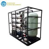 ROシステム60tpd海水の処置装置の海水淡水化プラント