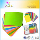 Интенсивные цвета пастельные цвета 70GSM цветной бумаги формата A4