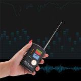 El detector versátil de la señal del RF Multi-Utiliza con los sistemas de seguridad Anti-Sinceros Full-Range del detector del fallo de funcionamiento del G/M GPS del teléfono de la cámara del amplificador de la señal digital Anti-Tracking
