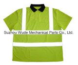 UPT009 100% полиэстер рубашки поло короткий рукав футболки комбинезоны костюм труда