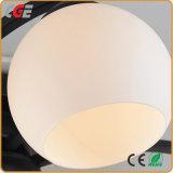 La demanda de LED Luz Chanderlier Moderno colgante de cristal Venta caliente Las lámparas LED interiores Venta caliente