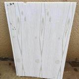 A impressão de transferência de madeira forro de PVC painéis de parede, o painel plástico, a Cielo Raso de PVC