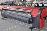 принтер 3.2m растворяющий напольный с головкой печати Konica