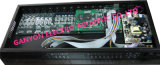 Dp226 voerde Uitstekende kwaliteit 2 Bewerker van de Luidspreker van 6 Output de Digitale in