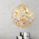 Moderne LED-hängende helle Blatt-Dekoration-hängende Beleuchtung