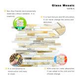 Kunst-Fertigkeit kopiert Küche Fußboden-Buntglas-Mosaik-Fliese