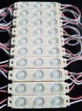 módulo ligero de 0.72W 3X SMD2835 LED con el Alto-Brillo para el rectángulo ligero/la muestra de la insignia de Acylic/la carta del metal