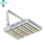 Luce esterna del LED di l'indicatore luminoso di inondazione del lotto LED di posizione 100W