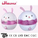 電気児童室の使用のクリスマスのギフトのためのかわいいウサギの加湿器